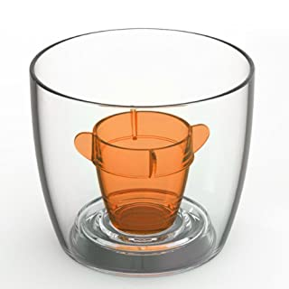 Bomber cups MIXED COLOURS - 50 Pack, Reusable Bomber Cups - Glitterbomb/skittle bomb Cups, Reusable Shot Glasses, Plastic Shot Glasses, plastic glasses, shots, Bomb Cups- 25ml shot with 83ml chaser for the perfect 'Bomb' - Ideal for Jagermeister and Red Bull