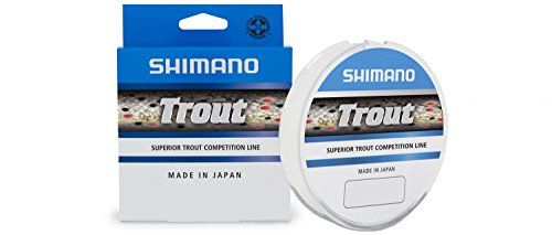 Shimano Trout 300m 0,165mm Forellenschnur Monofil