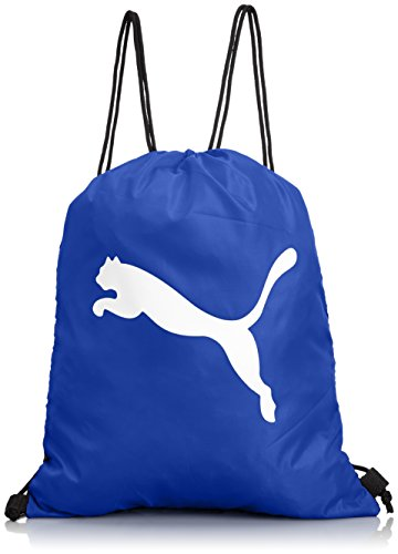 PUMA Turnbeutel Pro Training Gym Sack, black/royal/white, 38 x 48 x 0.5 cm, 1.0 liter, 072942 03