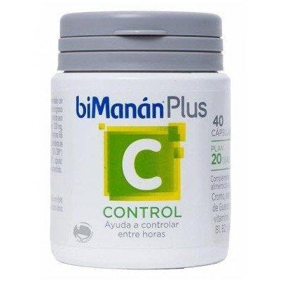 BIMANAN PLUS C CONTROLLO 40