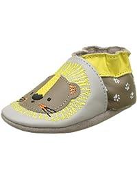 Robeez Sweet Lion, Chaussures de Naissance Bébé Garçon