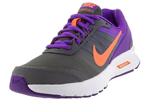 Nike 6.0 Badeshorts Scout Boardshort Laces Lush Grün Tropical Twist Drk Gry/Atmc Pnk/Frc Prpl/Whit