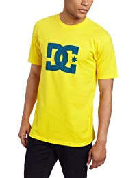 DC - T-Shirt - Homme -  jaune - Large