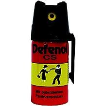 Ballistol Defenol CS Verteidigungssprays, 40 ml, 24200, im Blister