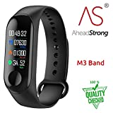 AheadStrong M3 Smart Band Watches/Smart Intelligence Bluetooth Health Wrist Bracelet/Smart Fitness Activity Tracker