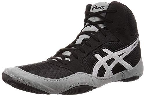 ASICS Chaussures Snapdown ii, Noir Argent, 45 EU