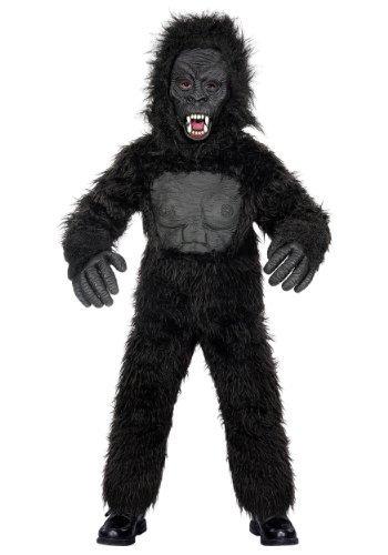 Big Boys' Gorilla Costume X-Large (16-18) by Seasons (HK) Ltd.