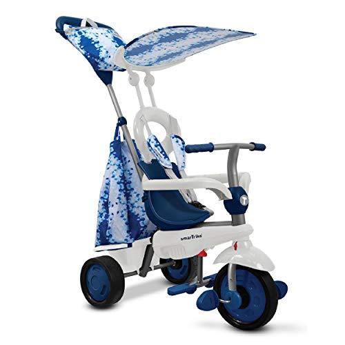 Smart Trike STSTS6752100 Dreiradfahrzeug, blau