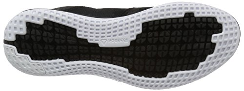 Reebok Zprint Run Thru Gp, Chaussures de Running Entrainement Femme Noir - Negro (Black / White)