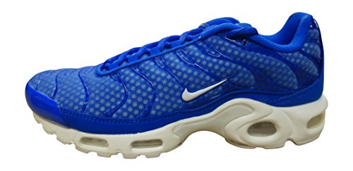 good texture vast selection amazon Nike air max Plus TXT TN Tuned Mens Trainers 647315 Sneakers Shoes (US 7,  Racer Blue White 411)
