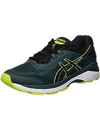 ASICS Men's Gt-2000 6 Running Shoes Black