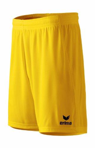 erima Kinder Shorts Rio 2.0, gelb, 152 (UK 26) (Sport Gr. ERIMA 2), 315017 (Mädchen Gelb Shorts)