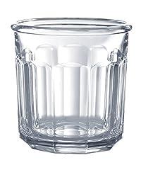 Luminarc 12 Piece ARC International Working Glasses, Clear