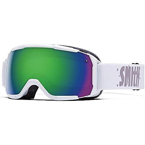 Smith occhiali da neve da bambino Grom, Bambini, Skibrille Grom, bianco