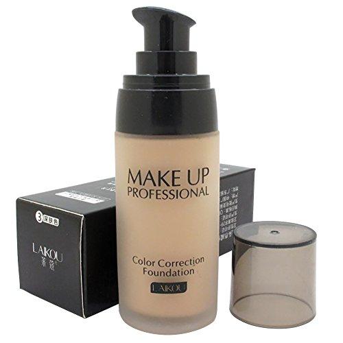 KAYI Blanchissant Hydratant Oil-control Waterproof Makeup Base Face Liquid Foundation BB Cream