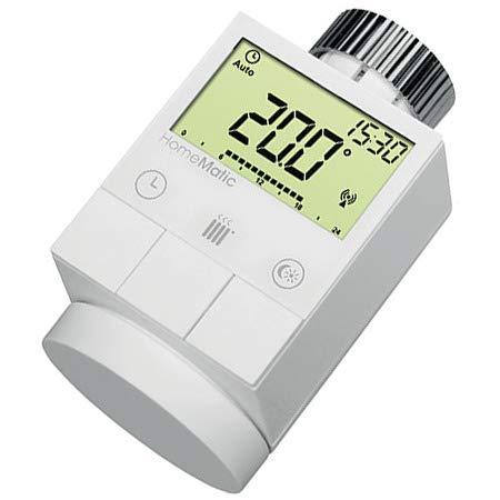 ELV Homematic Arr-Bausatz Funk-Heizkörperthermostat HM-CC-RT-DN, für Smart Home/Hausautomation
