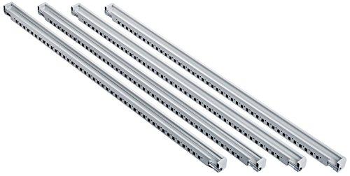 Schneider NSYSFV12 Spacial SF-Rahmenprofil, Stahl, 1200mm, Verpackungseinheit: 4 Stück