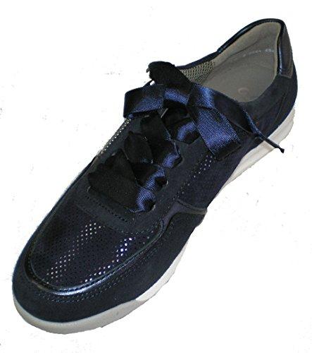 Ara 12-4443 Rom Donna Sneaker Blu