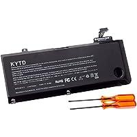 """KYTD Batterie de Remplacement pour Macbook Pro 13"""" A1322 A1278 (Mi 2009 Début 2010 Début 2011 Fin 2011 Mi 2012 version) Compatible pour Macbook Pro 13"""" 5,5 7,1 8,1 9,2 [Li-Polymer 10.95V 6000mAh]"""