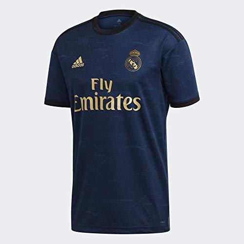 Adidas Real Madrid Away J Jersey, Hombre, Azul Night Indigo, 3XL