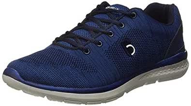 Bourge Men's Loire-12 Blue Running Shoes-7 UK/India (41 EU) (Loire-12-Blue-07)