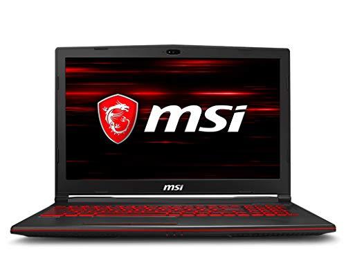 MSI GL63 8RD-675ES - Ordenador portátil Gaming 15.6