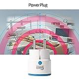 Intelligente Netzstecker NAS-WR01ZE Z-Welle Smart Netzstecker EU Steckdose Repeater Extender Steckdose Stecker Smart Home Automation Alarm System