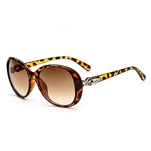 O-C da donna Classico & Fashion WAYFARER occhiali da sole 56 MM multicolore Multicoloured