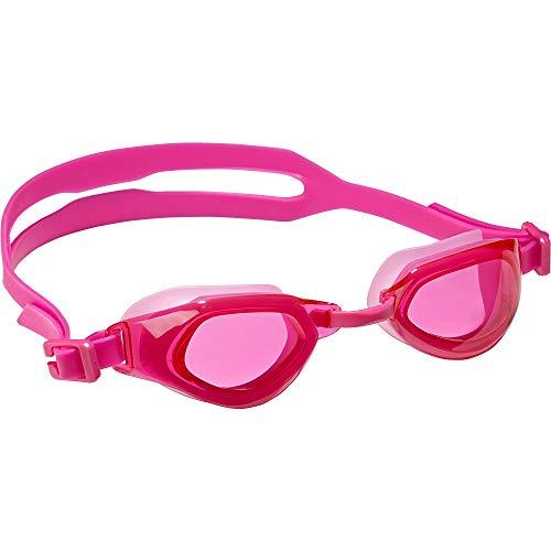 Adidas Kinder PERSISTAR FIT JR schwimmbrille, Rosa (Shock Pink/Shock Pink/White), One size