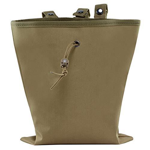 Ogquaton 30 x 24,5 cm Molle Magazine Dump Pouch Recovery Tasche wasserdicht für Gürtel Outdoor-Packs hoher Qualität -