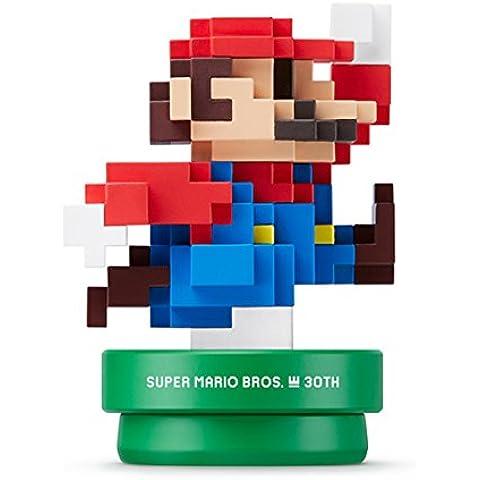Amiibo Super Mario Bros. - 30th Series F (Modern Color) [Wii U/3DS][Importación Japonesa]