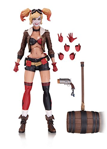 DC Universe DC Comics oct160334Designer Series Bombshells Harley Quinn Actionfigur
