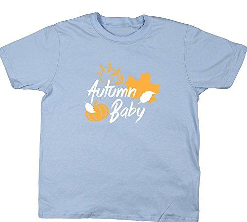 hen T-Shirt Gr. 9-11 Jahre, Hellblau (Halloween Bonfire Ideen)