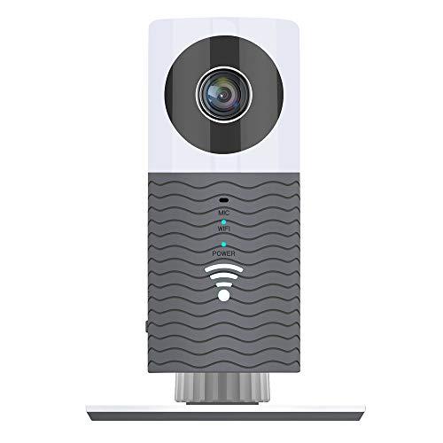 Clever Dog New Wave Grain WiFi-Kamera Wireless Home Security-Kamera Cloud-Speicher Indoor Zwei-Wege-Stimme, Nachtsicht, Bewegungserkennung,p2p