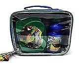 Teenage Mutant Ninja Turtles F108301 - Lunch Set Bag, Sandwich Box und Flasche, 3 Stück