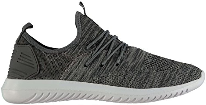 Original Shoes Stoff für cusago Herren Sneaker Grau  Sport Laufschuhe Turnschuhe