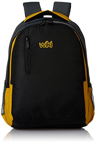Wildcraft 20 Ltrs Yellow Casual Backpack (Jump)