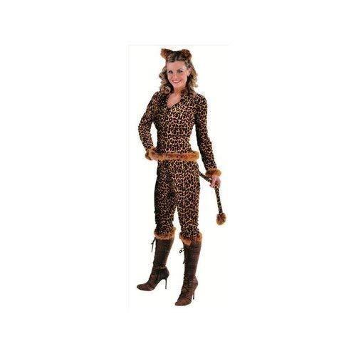 Magic F. Kostüm Sexy Jungle - Katze im Leopardenlook Kitty Sheeba Gr. XS = - Leopard Kitty Sexy Kostüm