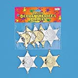 Best Deputy - Plastic Deputy Sheriff Badges (12 ct) Review