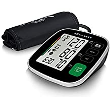 Medisana BU 546 Connect - Tensiómetro Con App, Monitor de Presión Arterial con Indicador de