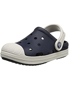 crocs Unisex-Kinder Bump It Clogs