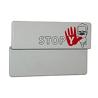 Briefkastenklappensperre Stopy