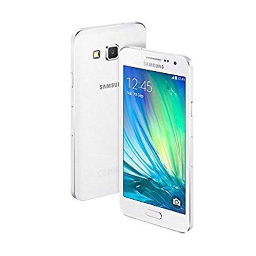 Samsung Galaxy A3 (Pearl White, 16GB) image