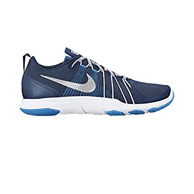 Nike Men s Blue Flex Training Shoe - 9Uk  Buy Online at Low Prices ... a0ad7f1deda2