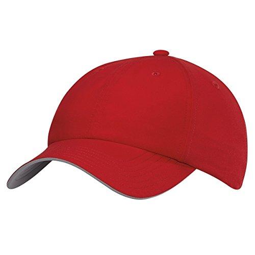 adidas Casquette de Baseball - Homme Taille Unique - Rouge - Taille Unique