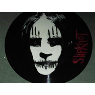 ARTRAX Slipknot handbemalt 12in in Vinyl Display Disc