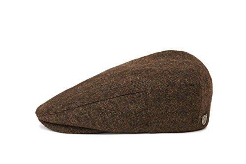 Brixton Hooligan SNAP Cap Headwear, Dunkel Braun, XL -