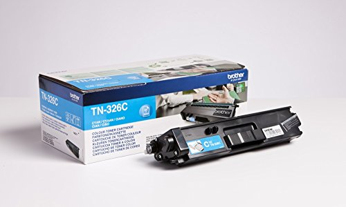 Compare Prices for Brother TN326C Ink Toner Cartridge for HLL8250CDN – Cyan Review