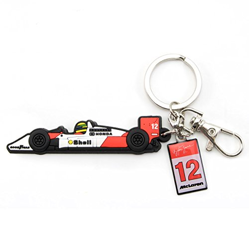 MBA-SPORT Ayrton Senna Llavero McLaren