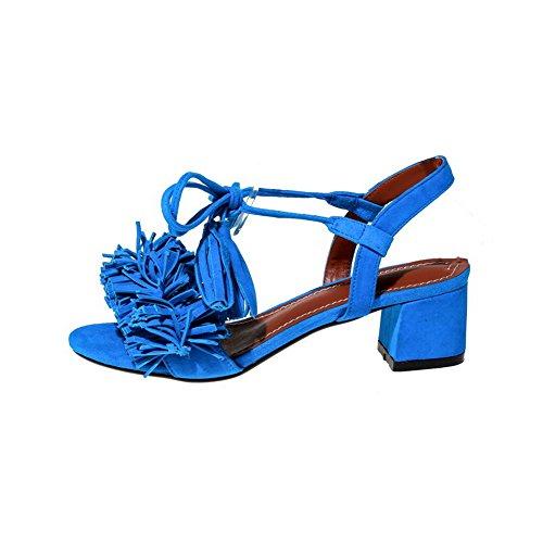 Adee, Sandali donna Azzurro